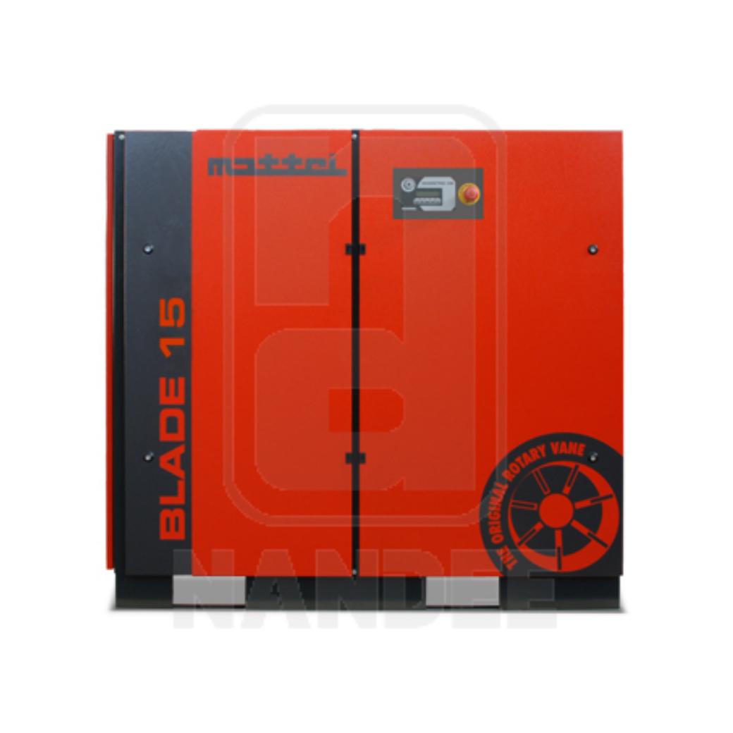 ปั๊มลมระบบโรตารี่เวน MATTEI รุ่น blade 15 18 22 series