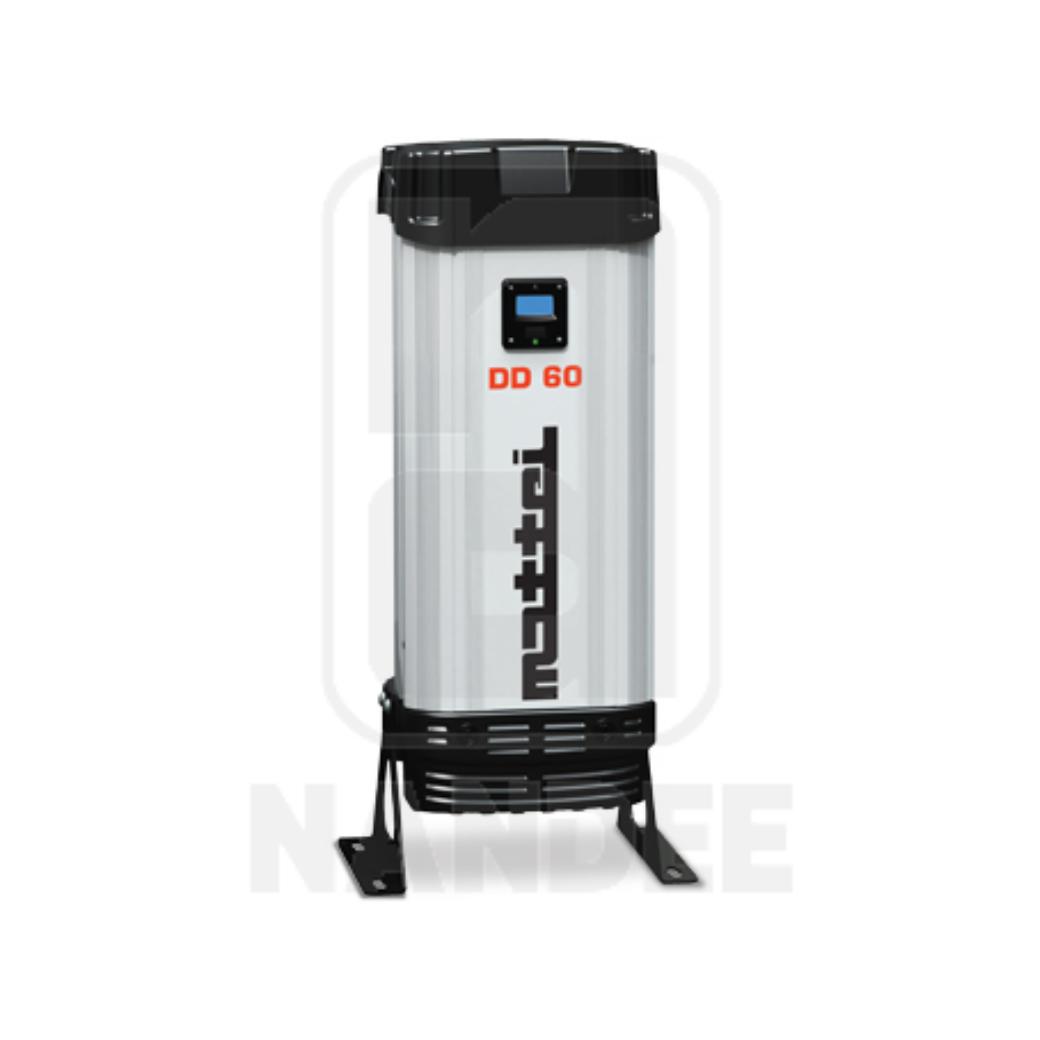 เครื่องทำลมแห้ง MATTEI Adsorption Dryers รุ่น DD RANGE series