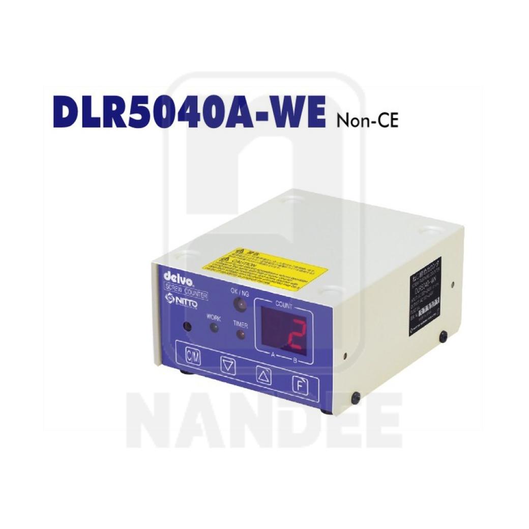 เครื่องนับสกรู รุ่น DLR5040-WE