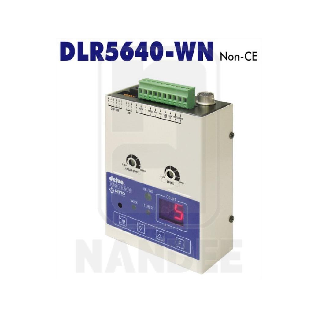 เครื่องนับสกรู รุ่น DLR5640-WN