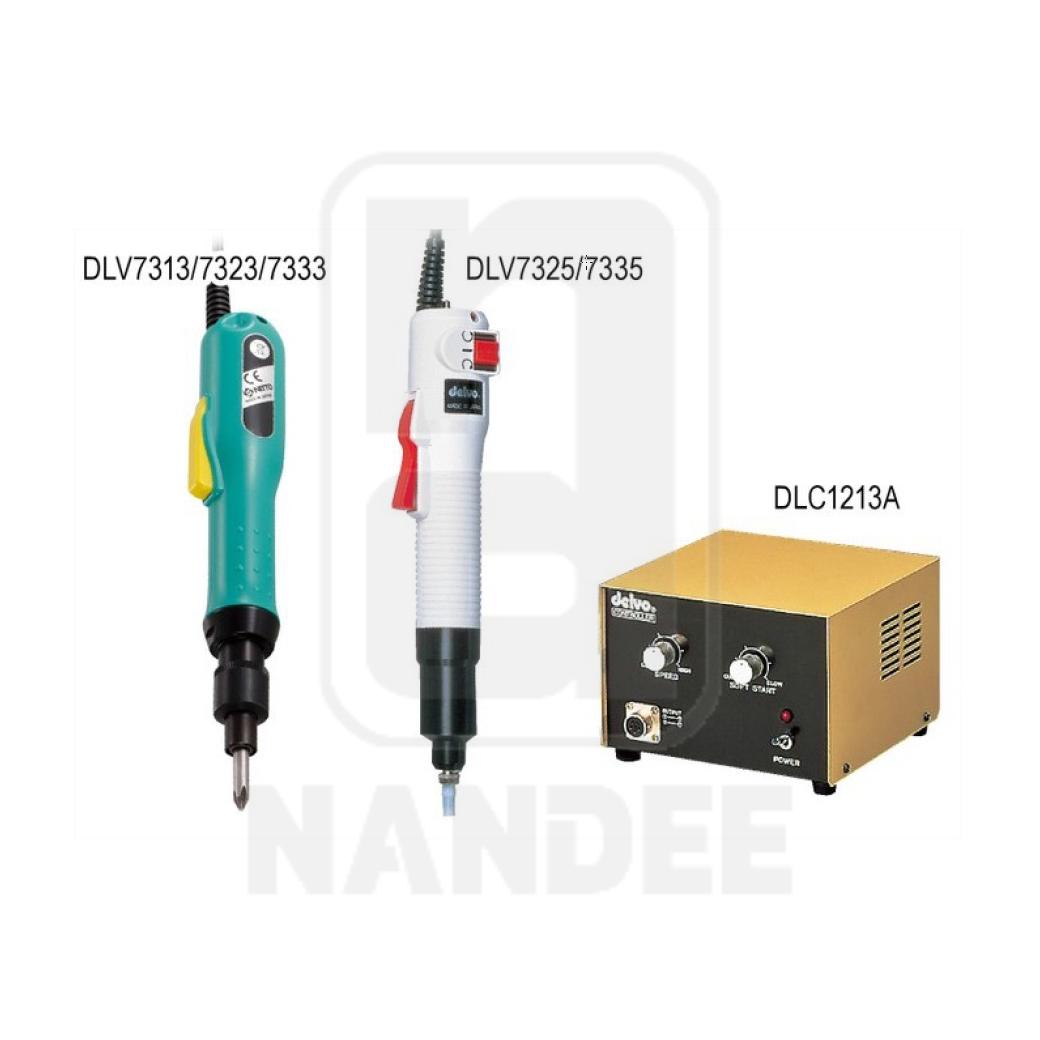 ไขควงไฟฟ้าใช้แปลงถ่าน รุ่น DLV7300 SERIES
