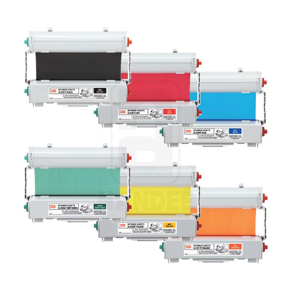 หมึกพิมพ์ Ribbon สำหรับรุ่น CPM-200GM-MBN