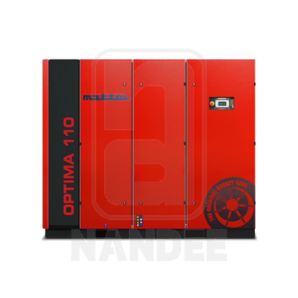 ปั๊มลมระบบโรตารี่เวน MATTEI รุ่น OPTIMA 110 132 series