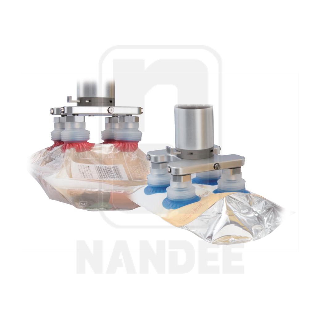 ยางดูดสูญญากาศ Vacuum Pad for packaging bag PISCO รุ่น PB series