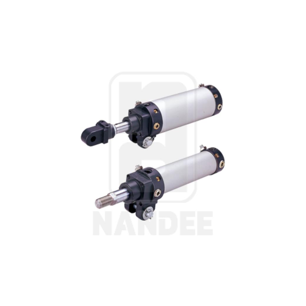 กระบอกสูบ Clamp cylinder jig only type car PISCO รุ่น PCKA series