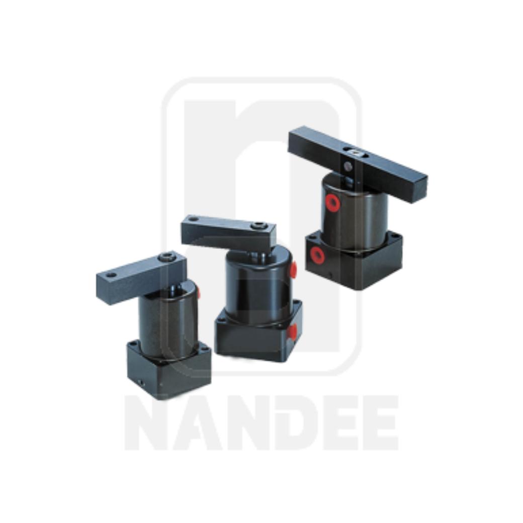 กระบอกสูบ Clamp cylinder 180˚ rotation type PISCO รุ่น PTA series
