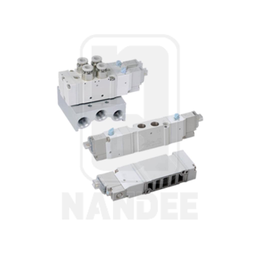 Solenoid valve  PISCO รุ่น PTV series