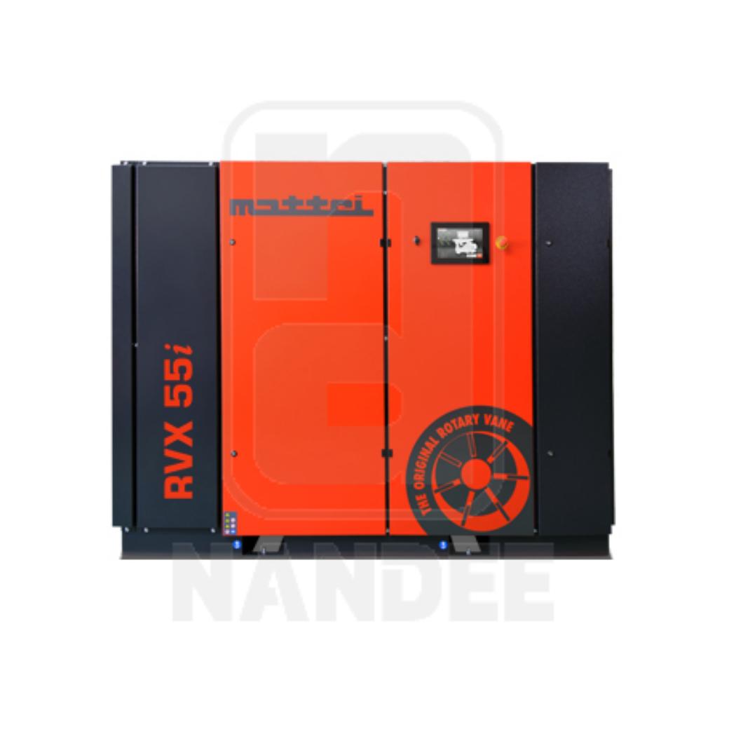 ปั๊มลมระบบโรตารี่เวน MATTEI รุ่น RVX 55 75 90i series