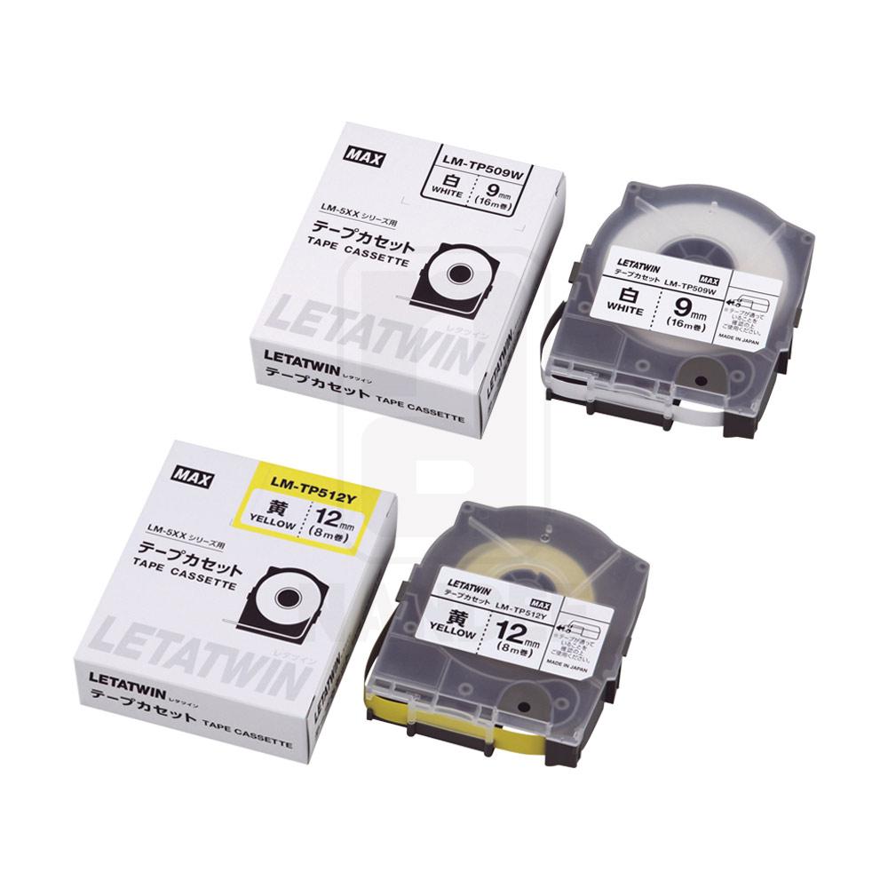 เทปสติกเกอร์สำหรับเครื่องพิมพ์ปลอกสายไฟและสติกเกอร์ รุ่น LM