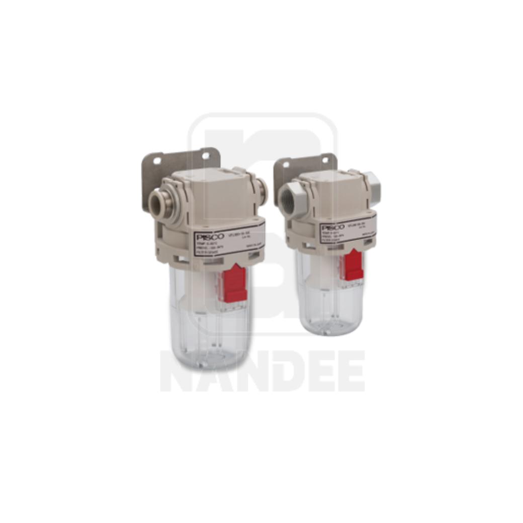 Large Flow Vacuum Filter PISCO รุ่น VFL series