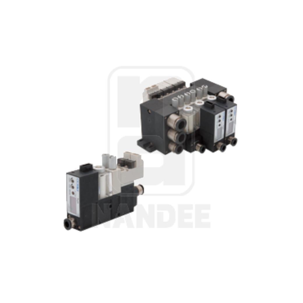 อุปกรณ์ควบคุม External Vacuum Controller PISCO รุ่น VJP series