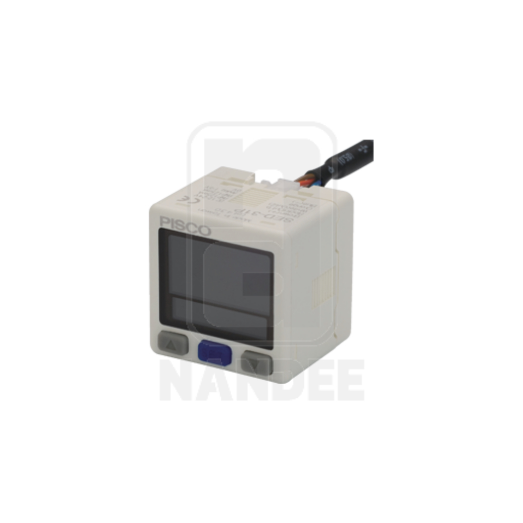 Small Pressure Sensor 11&12-series, Indicator for Analog output type SED-31 PISCO